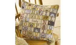 A - Z Tapestry Cushion Kit