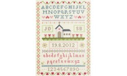 Classic Wedding Sampler - Anchor